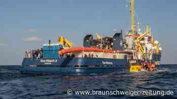 Sea-Watch rettet über 60 Menschen im Mittelmeer aus Seenot
