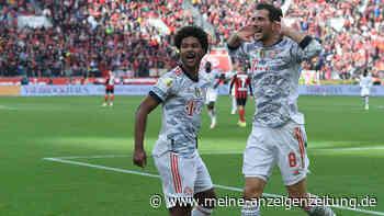 Arroganz-Anfall beim FC Bayern? Abwehr-Star ballert Leder beim Stand von 5:0 einfach auf Tribüne