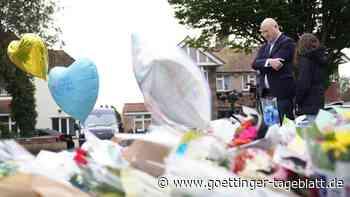 Nach Attentat auf Tory-Abgeordneten: Trauer und Debatten