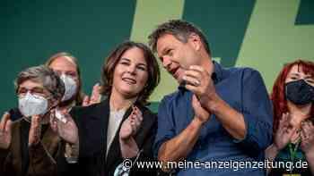 Nach Abstimmung auf Parteitag: Grüne stimmen Koalitionsverhandlungen über Ampel-Bündnis zu