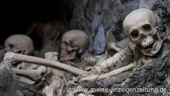 Spektakulärer Skelett-Fund in Italien: Mann starb bei antikem Vesuv-Ausbruch