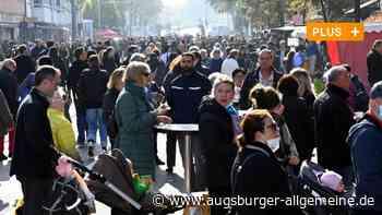 Am Marktsonntag pulsiert wieder das Leben in Lechhausen
