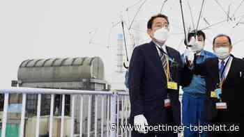 Fukushima: Ablassen von radioaktivem Wasser kann nicht aufgeschoben werden