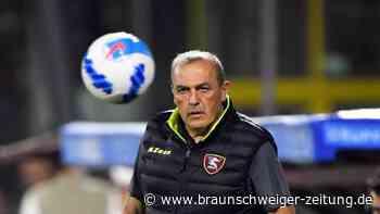 US Salernitana trennt sich von Coach Castori