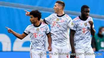 Gnadenlose Bayern deklassieren Leverkusens junge Wilde