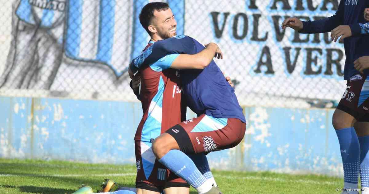 Racing de Nueva Italia juega en Chaco, para defender la punta en el Federal A - Vía País