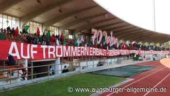 U23 des FC Augsburg hat zweifach Grund zum Feiern