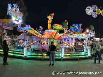 [FOTO GALERÍA] Parque de atracciones 'Virgen del Rosario' - Noticias de la Villa