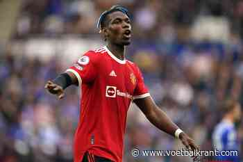"""Paul Pogba is niet mals voor zijn ploegmaats na nederlaag tegen Leicester City: """"We verdienden te verliezen"""""""