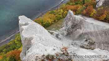 Rettung von Steilhang auf Rügen: Frau soll Höhenrettereinsatz zahlen