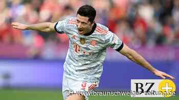 Bayern rücken die Verhältnisse in der Liga zurecht