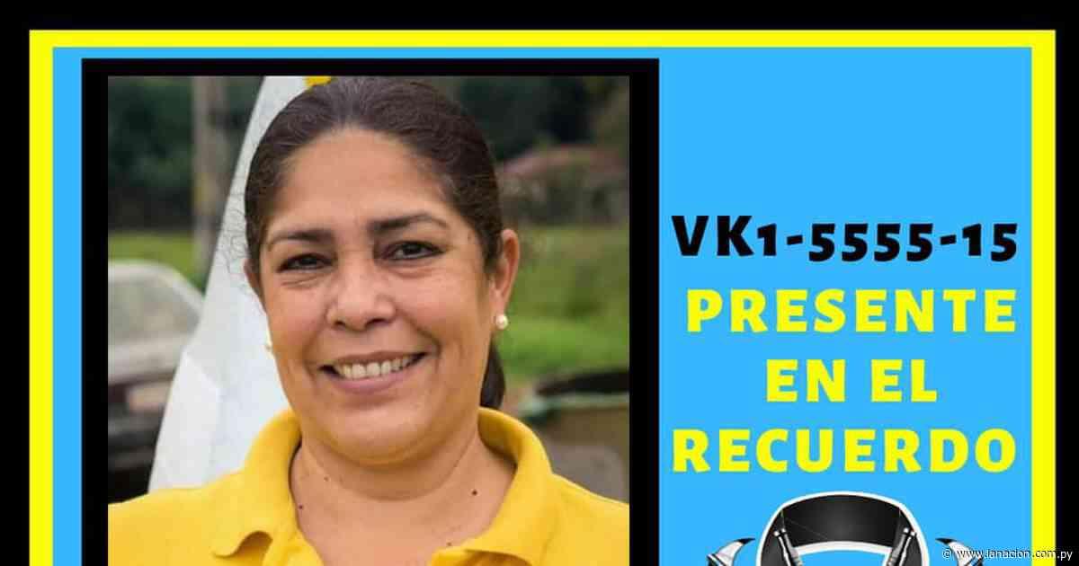 Capitana de Bomberos Voluntarios falleció en accidente en Quiindy - La Nación.com.py