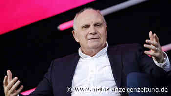 "Spektakuläres Geheimnis! Uli Hoeneß hätte IHN fast zum FC Bayern geholt - ""Den liebe ich"""