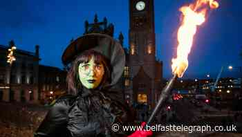 Halloween is coming and there are plenty of spooky shows throughout NI