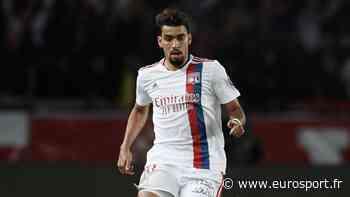 A peine sorti de l'avion, il est dans le groupe de Lyon : Paqueta a fait le forcing et veut jouer contre Monaco - Eurosport FR