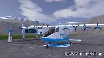 Airflow prépare un avion à hydrogène à grande autonomie - H2-mobile