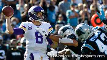 Vikings beat Panthers 34-28 in overtime