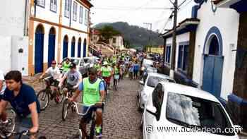 Passeio ciclístico é atração de domingo em Monte Alegre do Sul - ACidade ON