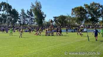 Belgrano goleó y cerró de la mejor manera la primera etapa del URBA Top 12 - ESPN