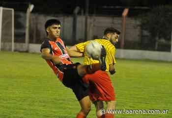 Belgrano goleó y sigue en la pelea - La Pampa La Arena