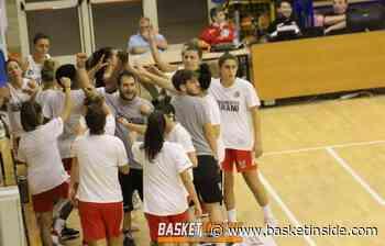 A2 - Vigarano si sblocca e supera in rimonta Battipaglia - Basketinside