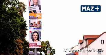 Innenstadt von Perleberg: Verbot von Wahlwerbung mit geänderter Satzung - Märkische Allgemeine Zeitung