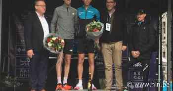 """Tim Calliauw wint in eigen Brugge Athora Great Bruges Marathon: """"Schitterende ervaring"""" - Het Laatste Nieuws"""