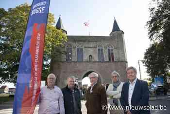 """Gidsenbond neemt intrek in 'droomlocatie' Gentpoort: """"Enorm ... (Brugge) - Het Nieuwsblad"""