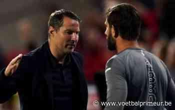 """Antwerp-coach Priske blikt terug op Club Brugge: """"Nooit thuis gevoeld"""" - VoetbalPrimeur.be"""