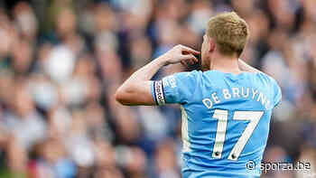 De Bruyne pikt doelpunt mee in generale repetitie voor Club Brugge - sporza.be