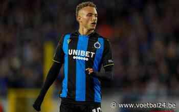 Club Brugge met handen in het haar door Noa Lang - Voetbal24.be