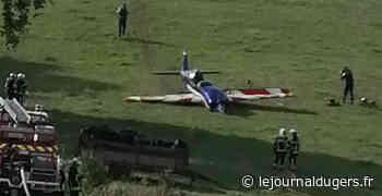 Crash d'un petit avion militaire - Le journal du Gers