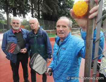West Vancouver pickleball players pushing for more outdoor courts - North Shore News