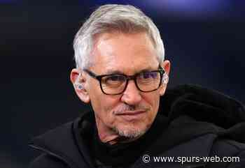 Gary Lineker makes joke about Newcastle's takeover following Spurs win - The Spurs Web