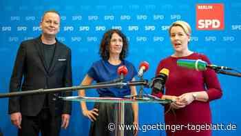 """Rot-Grün-Rot in Berlin vor Koalitionsverhandlungen: """"Es wird noch einige harte Gespräche brauchen"""""""