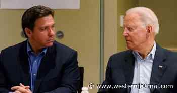 DeSantis, Republican Governors Make Bold Vow to Take On Biden