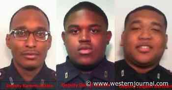 'Black Lives Matter' Silent as Ambush Attack Kills Black Deputy, Injures His Two Fellow Lawmen