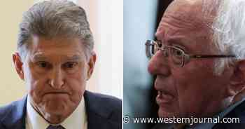 Joe Manchin Releases Scathing Statement at Bernie Sanders After Personal Attack
