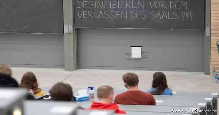 Vorlesungszeit an den bayerischen Universitäten beginnt