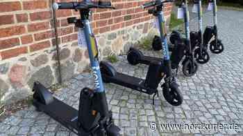 E-Roller-Trend erreicht nun Neubrandenburg - Nordkurier
