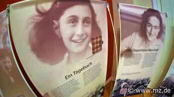 Museum in Aschersleben erklärt die Lebensgeschichte von Anne Frank - Mitteldeutsche Zeitung