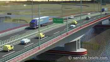 El nuevo puente entre Santa Fe y Santo Tomé, cada vez más cerca de hacerse realidad - Telefe Santa Fe