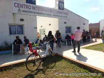 """Santo Tomé: unas 60 personas se inscribieron al programa """"Mi Pieza""""   EL TERRITORIO noticias de Misiones. - EL TERRITORIO"""