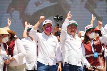 Alberto Maldonado seguirá batalla para contender en elección por Tlaquepaque - UDG TV - UDG TV