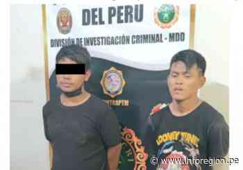 Policía frustra asalto a botica en Puerto Maldonado - INFOREGION