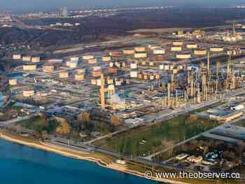 Jet fuel spill cleaned up: Shell - Sarnia Observer