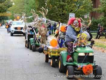 Pumpkinfest parade makes comeback | Sarnia & Lambton County This Week - Sarnia and Lambton County This Week