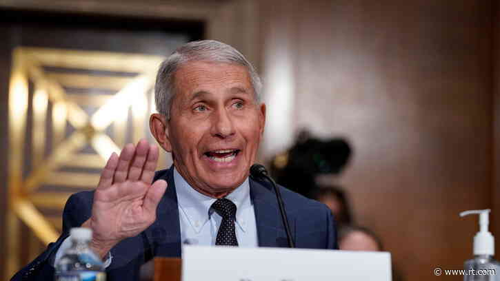 Fauci gives his blessing for Americans to 'enjoy Christmas & Thanksgiving with their families'… if they are vaccinated