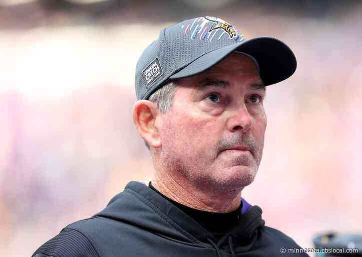 Coach Mike Zimmer Wants Vikings To Find A 'Killer Instinct'