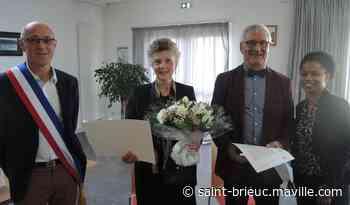 Trémuson. Une journée en or pour Claudine et Denis Philippe - maville.com